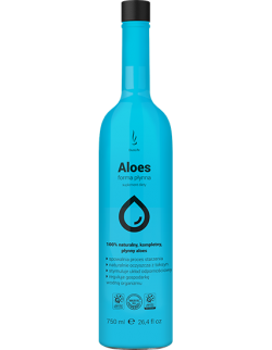 Suplement diety Duo Aloes